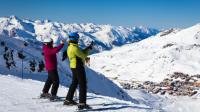 mobil batteri kulde ski