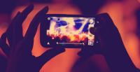bedste mobil til at optage video