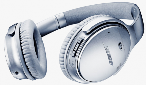 Bose QuietComfort 35 bedste høretelefon