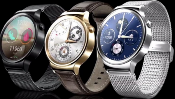 bedste smartwatch huawei-watch pris test guide