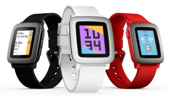 bedste smartwatch pebble-time pris test