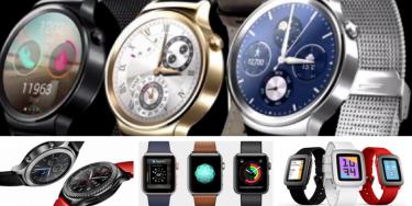 Guide og priser på de bedste smarte ure – sammenlign markedets bedste smartwatch
