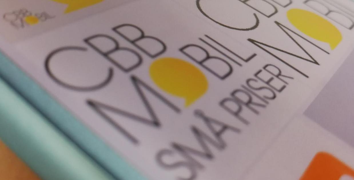 48b9d3bb Bedste mobilabonnement hos CBB Mobil - mest for pengene
