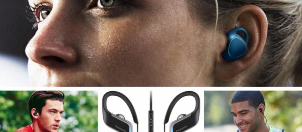bedste høretelefoner til træning og fitness test