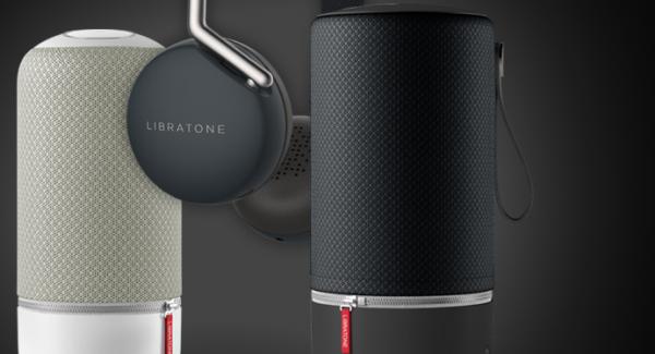 libratone høretelefoner højtaler