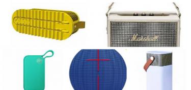 Sammenlign priser på bærbare bluetooth højtalere