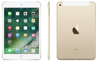 Bedste pris på iPad Mini 4 128 GB