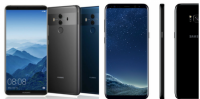 Huawei Mate 10 Pro vs Samsung Galaxy S8 Plus