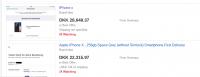 brugt iphone x pris