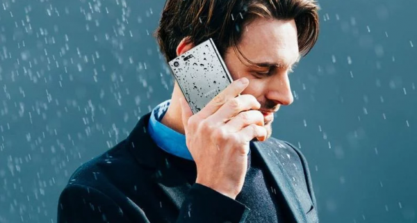 bedste vandtaet mobiltelefon