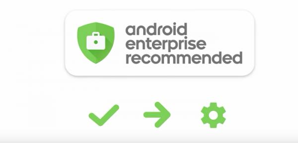 Android Enterprise Recommended – de 5 bedste smartphones til virksomheder