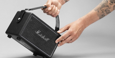 Bedste pris på bluetooth højtaleren Marshall Kilburn – spar 700 kroner