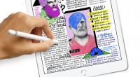 apple ipad 9,7 tommer 2018 pris