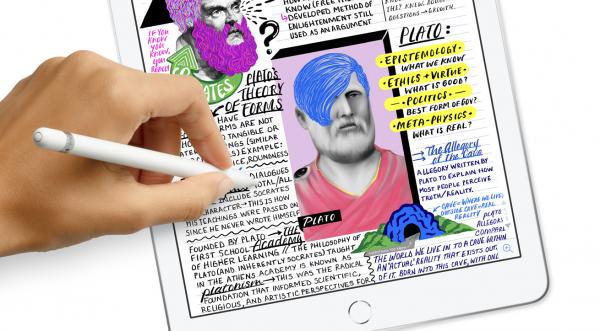 55d8f42ad5b Bedste pris på den nye iPad 9,7 tommer - TelePrisTjek.dk