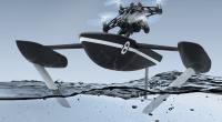 Parrot Minidrone Hydrofoil