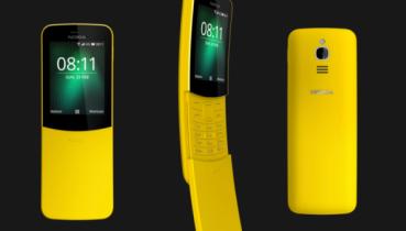 Forudbestil Nokia 8110 4G nu – se salgsstartog pris