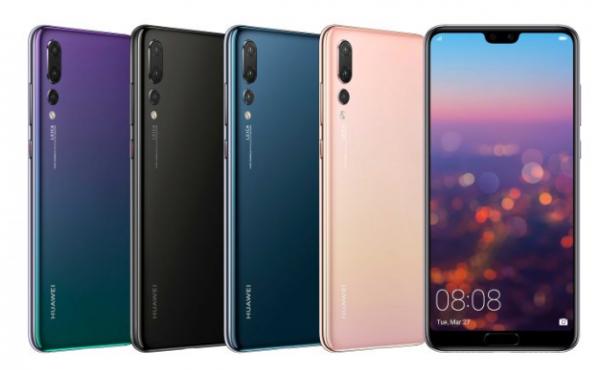 Sammenlign pris på Huawei P20 Pro – spar over 3.000 kroner