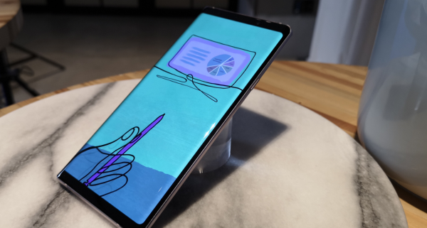 samsung galaxy note 9 screen