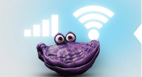 wifi opkald oister