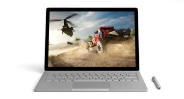 Spar op mod 12.500 kroner på Microsoft Surface Book og Studio