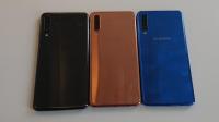 test og anmeldelse af Samsung galaxy a7 - 4