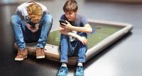 bedste mobilabonnement unge born