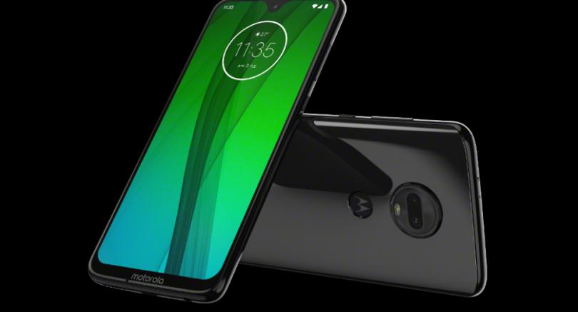 Pris på Motorola Moto G7 – fuld HD-skærm, dual kamera og kraftfuld lynoplader for 2.000 kroner