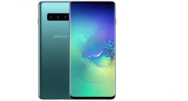 Bedste tilbud og pris på Samsung Galaxy S10