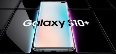 Samsung Galaxy S10 bliver op af bakke lige som Apples iPhone XS-serie