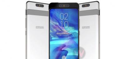 Pris på Samsung Galaxy A80 – se her hvad den koster