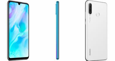 Find bedste tilbud og pris på Huawei P30 lite