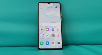 test anmeldelse huawei p30 design