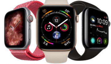 Apple Watch 4 med e-sim hos YouSee