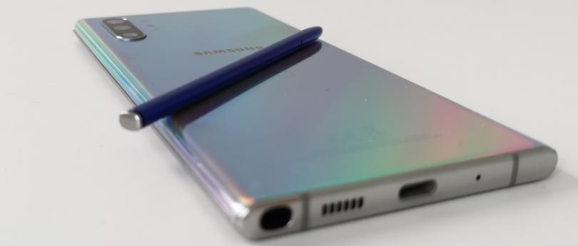 Dårligt tilbud: Få 3.550 i rabat ved køb af Samsung Galaxy Note 10+