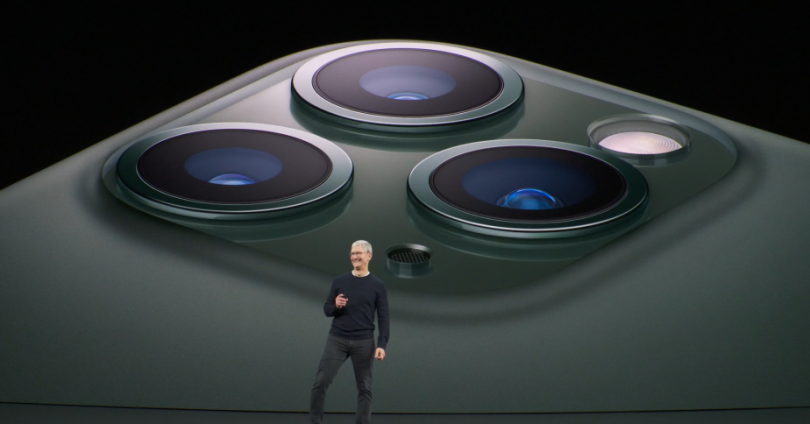 Pris på iPhone 11 Pro – se hvad den koster
