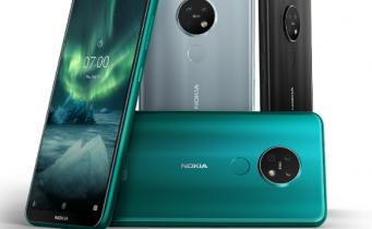Test og bedømmelse af Nokia 7.2 + bedste pris