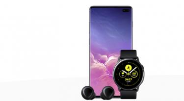 Vilde tilbud på Samung Galaxy S10 og S10+