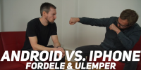 android telefon vs iphone guide debat