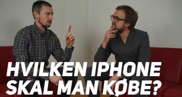 Bedste iPhone køb til prisen
