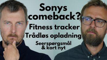 Sony Xperia 1 II kan blive Sonys store comeback