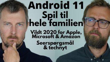 Android 11 lanceret – hvilke telefoner er først klar?