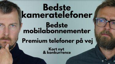 Bedste kameratelefoner i blindtest – i følge danskerne