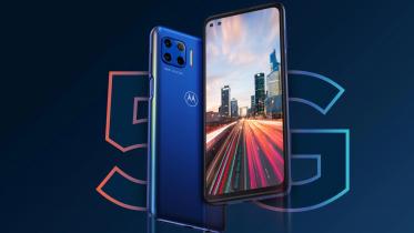 Motorola Moto G 5G Plus: Nu bliver 5G-mobilen billig