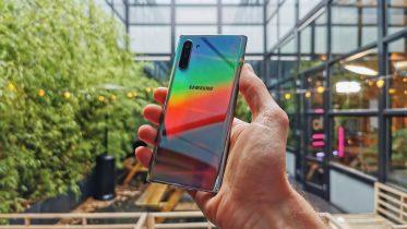 Samsung Galaxy Note 10+: blandt de bedste og nu billigere