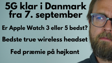 5G i Danmark: Klar hos YouSee og Telmore