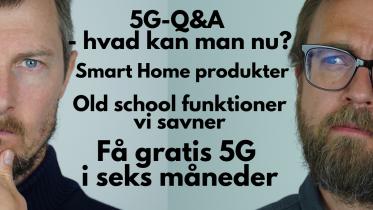 Spørgsmål til 5G: Kan 5G bruges til mobilt bredbånd?