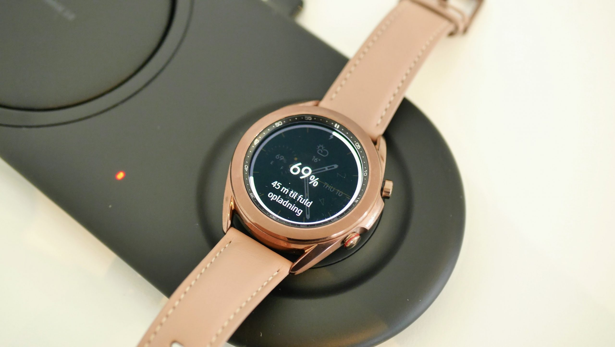 Samsung Galaxy Watch 3 test