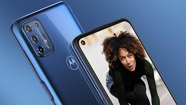 Motorola Moto G9 Plus har stor skærm og billig pris