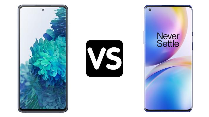 Det bedste køb: Galaxy S20 FE vs OnePlus 8 Pro
