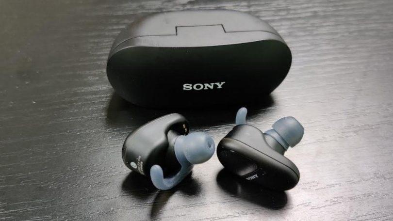 Test af Sony WF-SP800N – god lyd men ligegyldig ANC